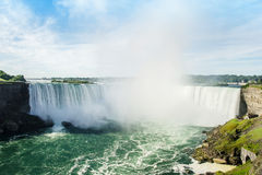 Kanadyjscy spadki Obraz Royalty Free
