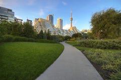 kanadyjska architektury Zdjęcia Royalty Free