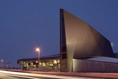 kanadyjska muzealna wojny Obrazy Stock