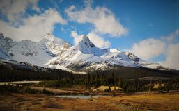 Kanadyjska natura - kolumbiowie brytyjska Zdjęcia Stock