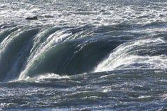 kanadyjska objętych podkowa Niagara Obraz Royalty Free