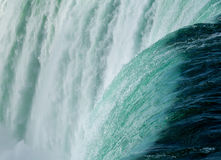 Kanadyjska podkowa Spada przy Niagara Zdjęcia Royalty Free
