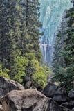 Kanadyjska Skalistych gór sceneria Obrazy Royalty Free