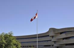 Kanadyjski muzeum historia od Ottawa w Kanada zdjęcie royalty free