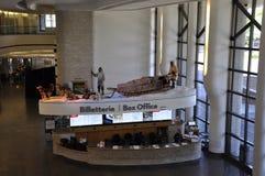 Kanadyjski muzeum historii wnętrze od Ottawa w Kanada zdjęcie royalty free