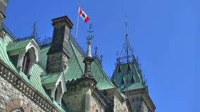 Kanadyjski Parlament obraz stock