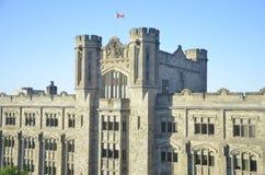 Kanadyjski pieniężny budynek Zdjęcia Stock