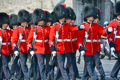 Kanadyjski wojsko Fotografia Royalty Free