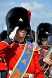 Kanadyjski wojsko Zdjęcia Royalty Free