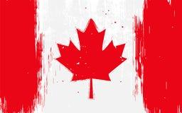 kanadyjskiej flagi Obrazy Royalty Free