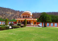 Kanak vrindavan garden, Jaipur Rajasthan India Stock Photo