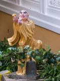 Kanakabharadvaja στον κήπο Arhat στο βουδιστικό ναό Lai του, θερμ. Στοκ φωτογραφία με δικαίωμα ελεύθερης χρήσης