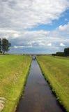 Kanal. stockfotografie