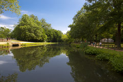kanal Royaltyfri Fotografi