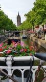 kanal Royaltyfria Bilder