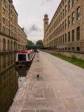 kanal Lizenzfreies Stockfoto