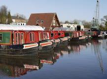 kanal arkivfoton