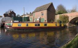 kanal arkivfoto
