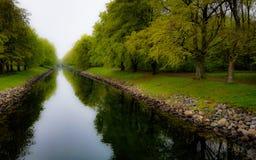 kanal fotografering för bildbyråer