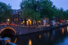 kanal stockfotos