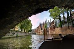 Kanal-Ausflug Stockfotos