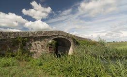 Kanal av Bereguardo (IMilan) Fotografering för Bildbyråer
