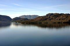 Kanal av Magellan Royaltyfria Bilder