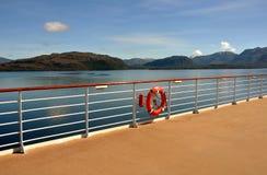 Kanal av Magellan Royaltyfri Fotografi