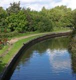 kanal chesterfield Fotografering för Bildbyråer
