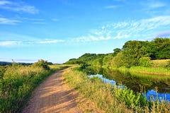 kanal clyde framåt scotland Royaltyfri Fotografi