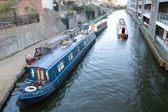 Kanal des Regenten lizenzfreies stockfoto