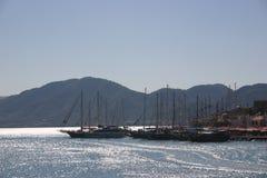 Kanal, die Türkei Stockbilder