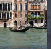 Kanal groß Stockfoto