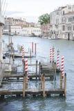 kanal storslagna italy venice Royaltyfria Foton