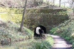 Kanal-Tunnel Lizenzfreie Stockfotografie