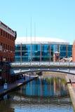 Kanal und NIA, Birmingham Stockfoto