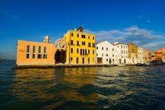 Kanal in Venedig Lizenzfreie Stockbilder