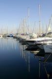 Kanal von Antibes (Frankreich) Lizenzfreie Stockfotografie