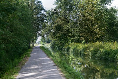 Kanal von Bereguardo (IMilan) Stockfoto