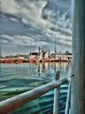 Kanal von Odessa stockfotos