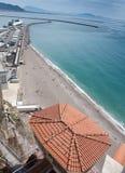 Kanal von Salerno Lizenzfreie Stockfotografie