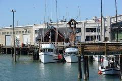 Kanal von San Francisco Lizenzfreie Stockfotografie