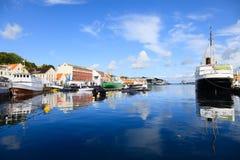 Kanal von Stavanger Stockbilder