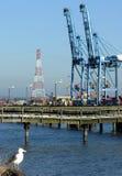 Kanal von Tacoma lizenzfreie stockfotos