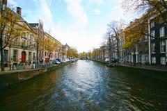 Kanalen Royaltyfria Bilder