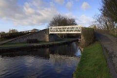 kanalen llangollen Royaltyfri Bild