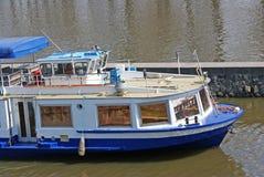 kanalship Arkivbilder