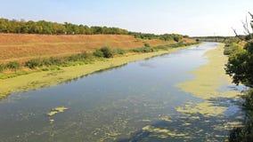 Kanalwasser Lizenzfreie Stockbilder