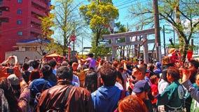 Kanamara Matsuri Fotografia de Stock