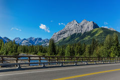 Kananaskis Country Royalty Free Stock Image